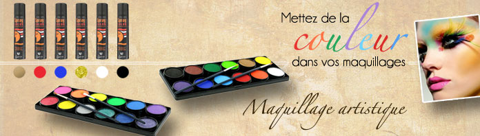 maquillage artistique bodypaint professionnels du spectacle
