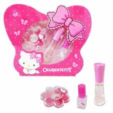 Coffret parfum et maquillage Charmmy Kitty