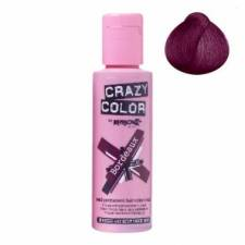 Coloration cheveux semi permanente Crazy Color, BORDEAUX