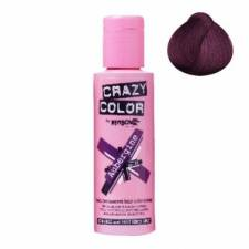 CRAZY COLOR AUBERGINE, coloration cheveux 100 ml