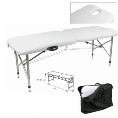 Table de massage portable, trou facial, SUPER LIGHT 10 kg
