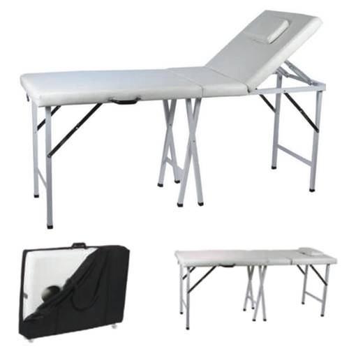 Table de massage pliante lit esthetique transportable - Table massage pliable ...