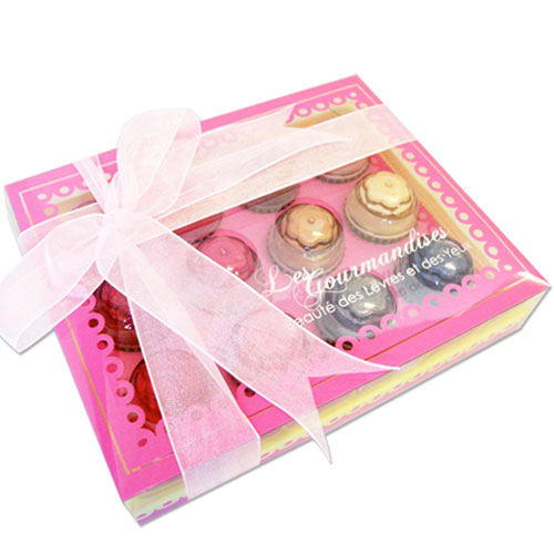 Coffret  maquillage Gourmand Parisax