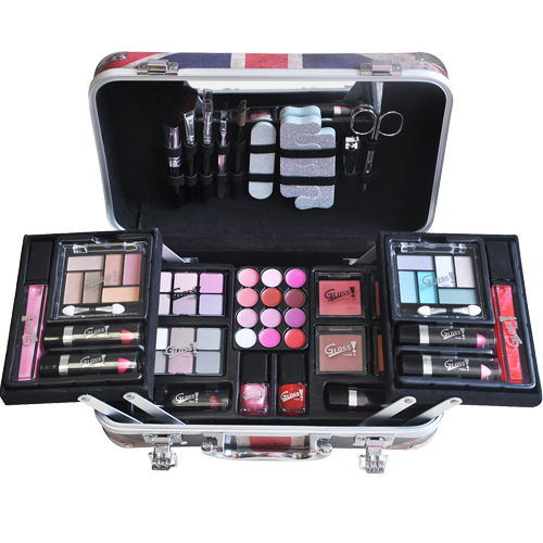 Mallette de maquillage london fashion cadeau branch - Malette de rangement maquillage ...