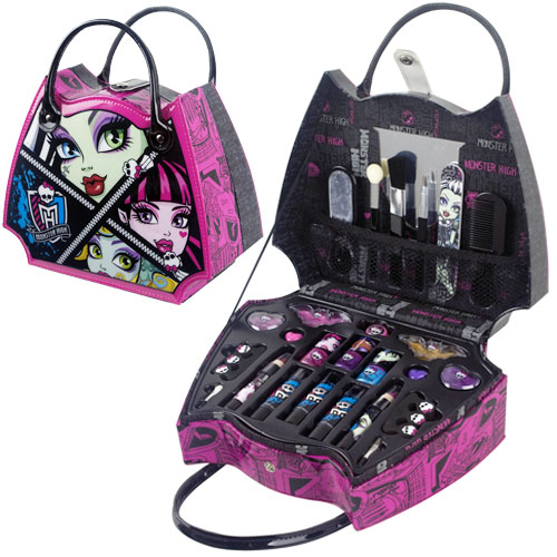 Mallette de maquillage Scary, MONSTER HIGH
