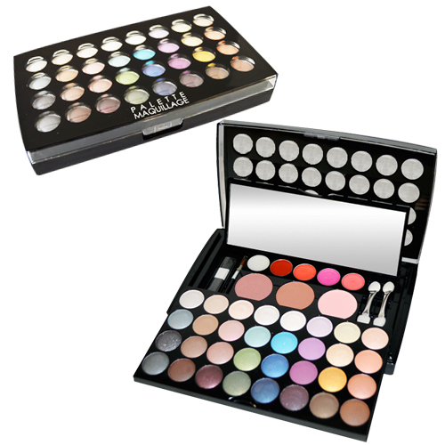 Palette de maquillage Parisax 40 couleurs