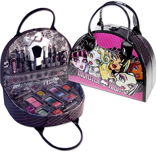 Mallette maquillage Fashion Monster High