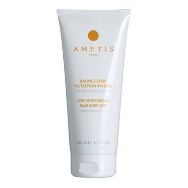 Baume corps nutrition intense Ametis Cosmetics