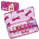 Coffret maquillage 7 Gloss, Plumier BARBIE