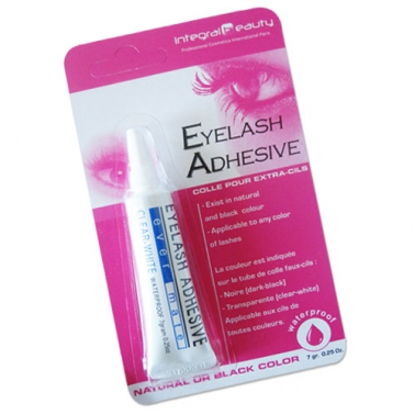 Colle à faux cils 7gr, transparente waterproof