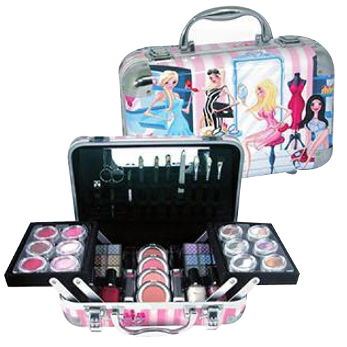 Mallette de maquillage beauty case fashion valise de - Boite de maquillage pas cher ...