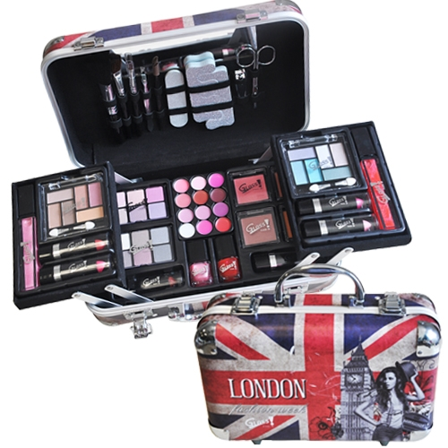 Mallette de maquillage london fashion cadeau branch - Mallette de maquillage pas cher ...