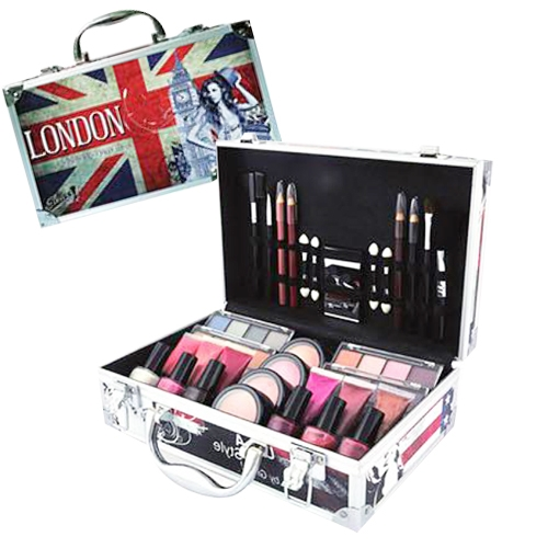 Mallette de maquillage star london id e cadeau - Mallette de maquillage pas cher ...