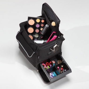 Valise Trolley maquillage professionnelle Medium