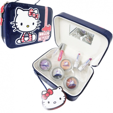 Mini vanity maquillage HELLO KITTY Crocodile