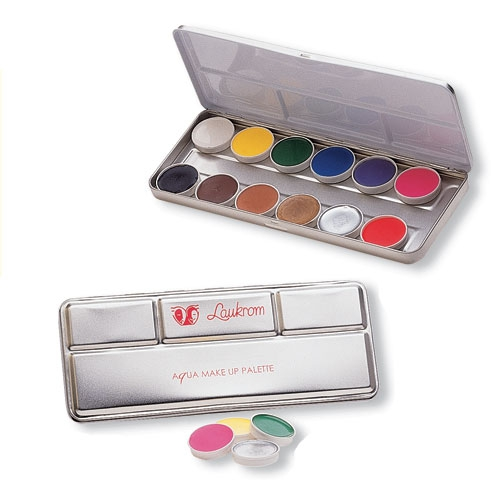 Body painting palette maquillage professionnel body - Palette de maquillage pas cher ...