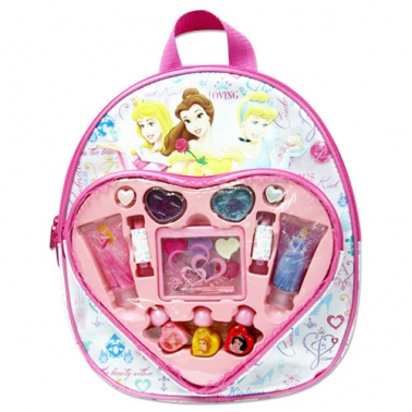 Sac à dos maquillage Princesses Disney