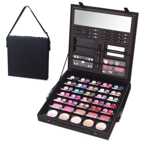 coffret de maquillage pro rangement maquillage accessoires maquillage. Black Bedroom Furniture Sets. Home Design Ideas