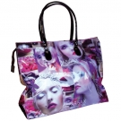 Sac vinyl fashion couleur PARISAX