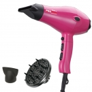 Sèche-cheveux Compact Ionic 2000 watts, Rose