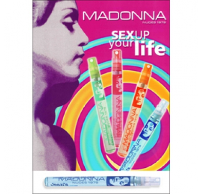 Parfum stick MADONNA JEAN'S for Lady  10 ml
