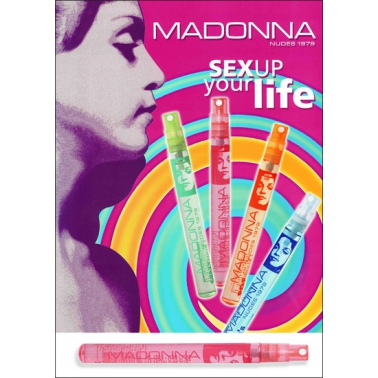 Parfum stick MADONNA KISS for Lady 10 ml