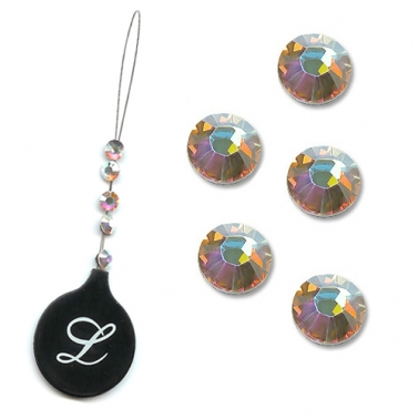 Bijoux pour cheveux Strass Crystal AB Lucyfhair