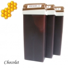 Lot de 3 recharges cire d'abeilles Chocolat - Roll-on 100 ml