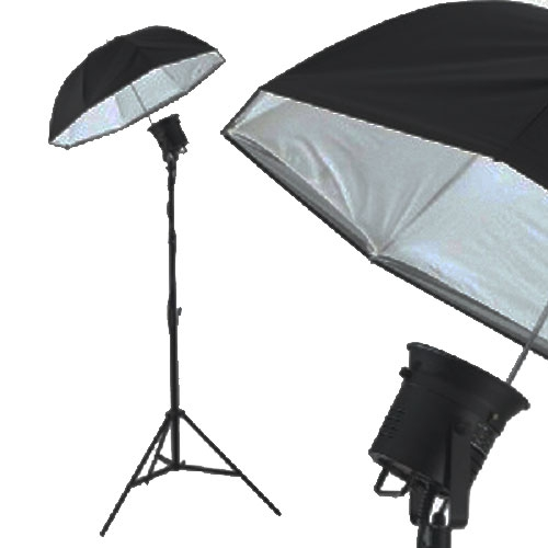 ombrelle clairage parapluie pour professionnels photographes distribu par cosmetics. Black Bedroom Furniture Sets. Home Design Ideas
